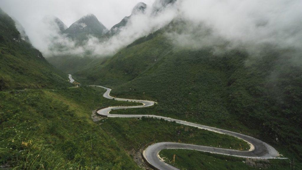 כביש בויאטנם